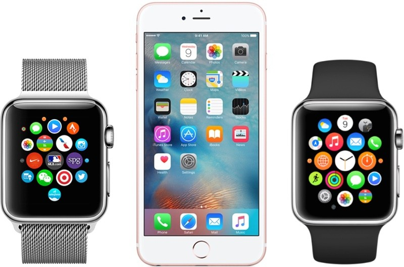 По слухам в Apple Watch 2 будет поддержка сотовой связи, для независимости от iPhone