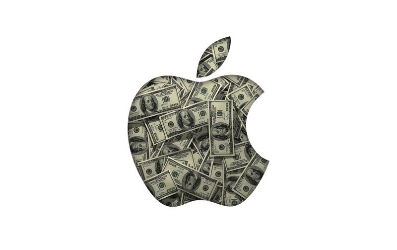 Apple стала первой компанией с рыночной капитализацией в $1 трлн