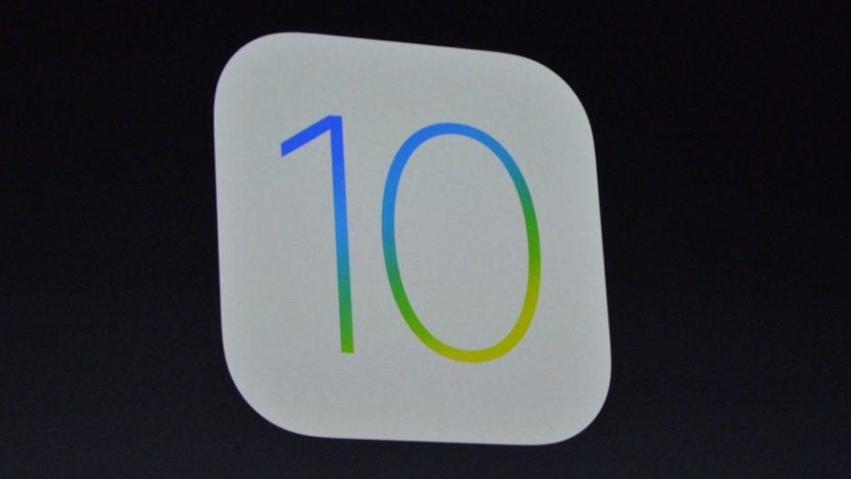 Apple выпустила iOS 10.1.1