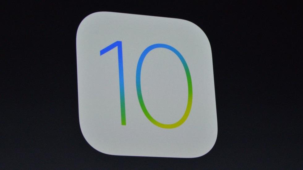 Apple выпустила третью бета iOS 10.3.2 для разработчиков и публичных бета-тестеров