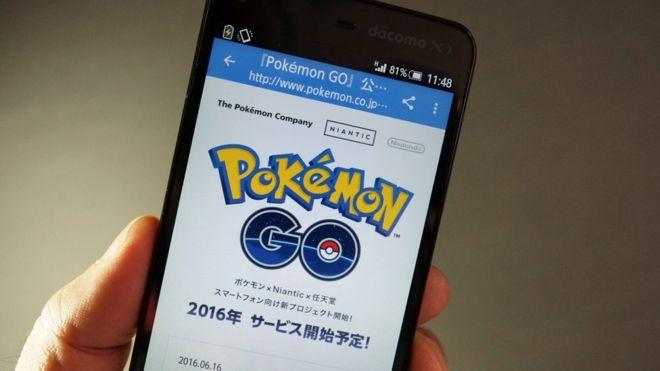 Pokémon Go запустился на родине, в Японии