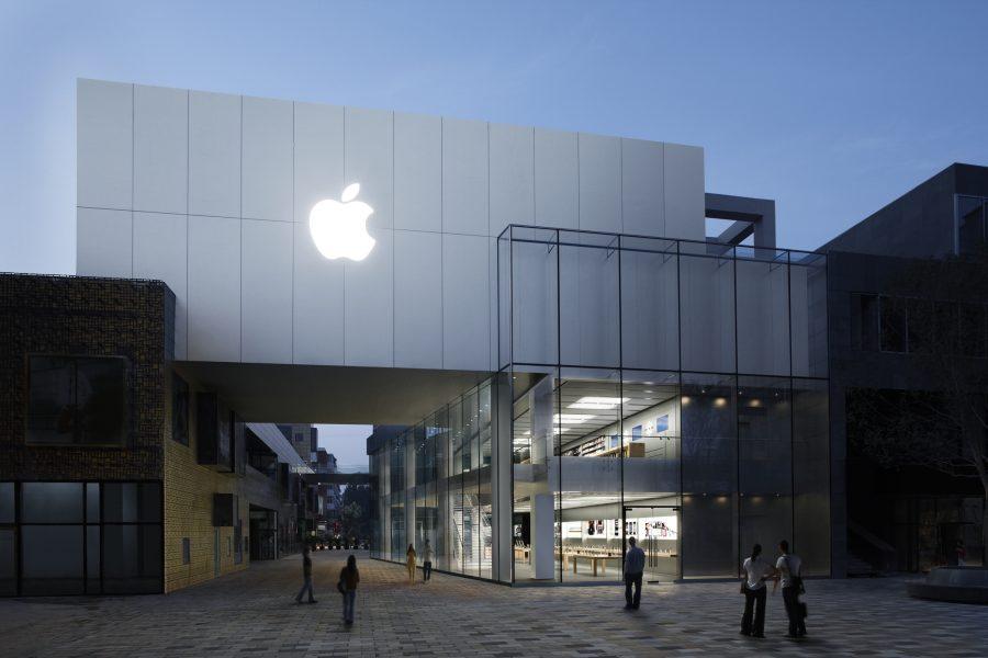 Apple опубликовали вакансии в первый розничный магазин в Тайване