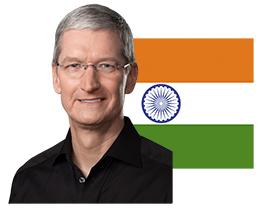 Tim-Cook-India