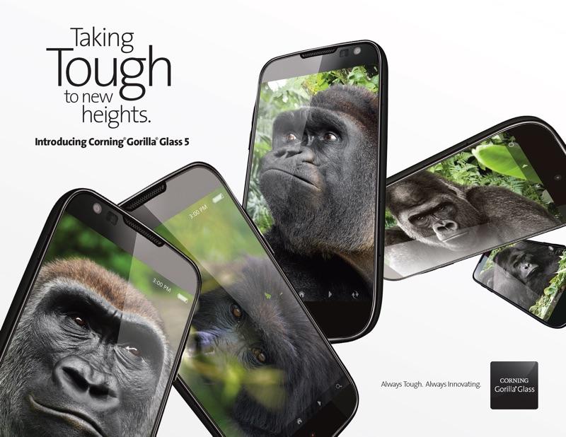 Corning Gorilla Glass 6 — «беспрецедентная» защита от многократного падения, может быть использована в будущих iPhone