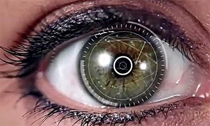 iPhone со сканером радужной оболочки глаза может появиться в 2018 году