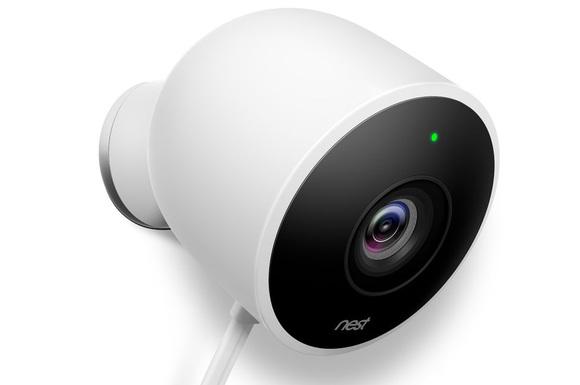 Nest выпустила наружную камеру видеонаблюдения, мобильное приложение в работе