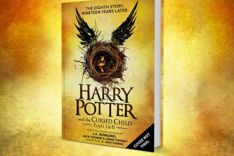 'Гарри поттер и проклятое дитя' в iBooks