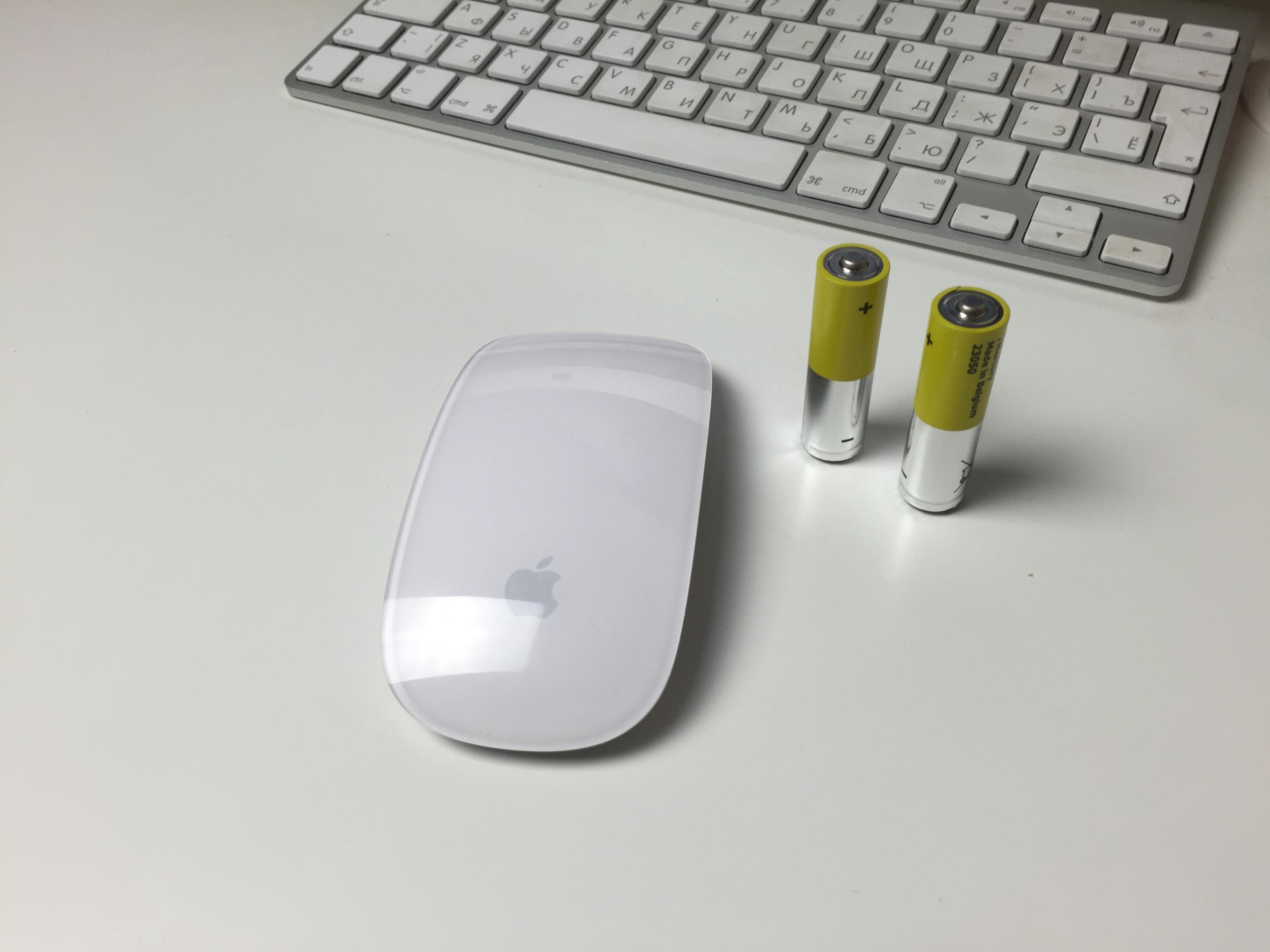 Новое видео на нашем YouTube канале: Как заменить батарейки в Apple Magic Mouse