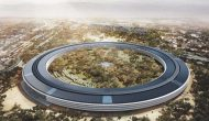 Новое видео Apple Campus 2 в январе 2017 года