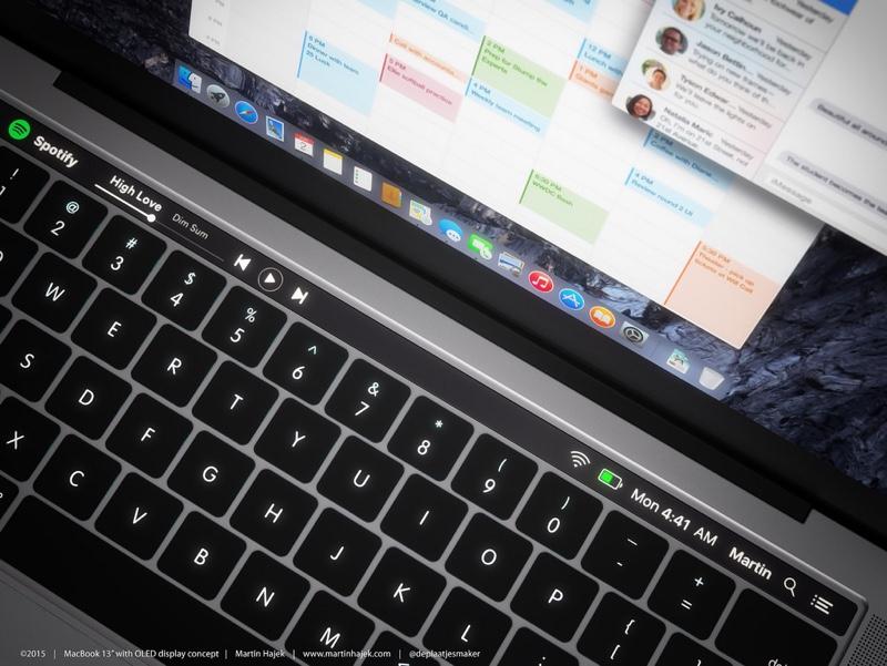 Новый MacBook Pro скорее всего будет иметь Touch ID, встроеный в кнопку включения питания