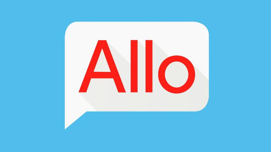 Google запускает умный мессенджер 'Алло'