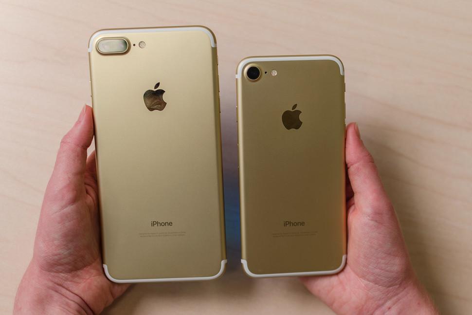 Сегодня старт продаж iPhone 7 и iPhone 7 Plus в России