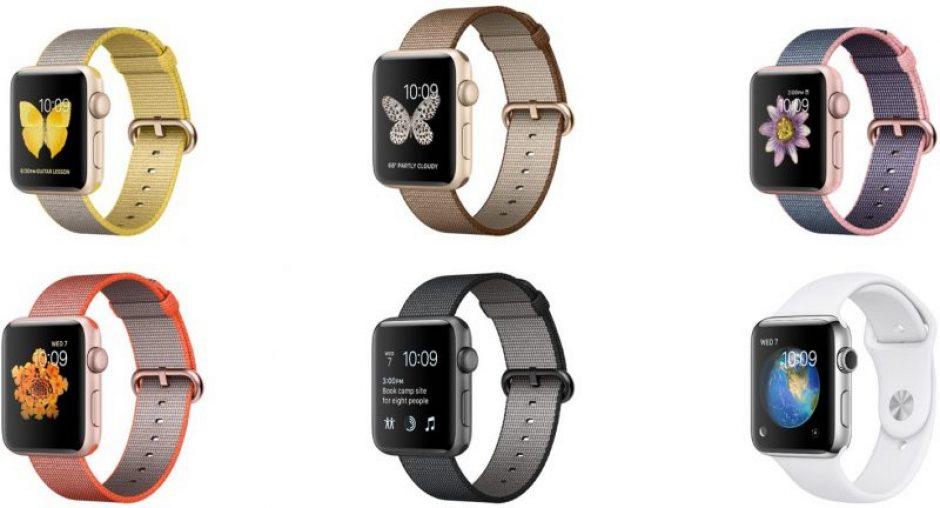 Обзор Apple Watch - Series 2