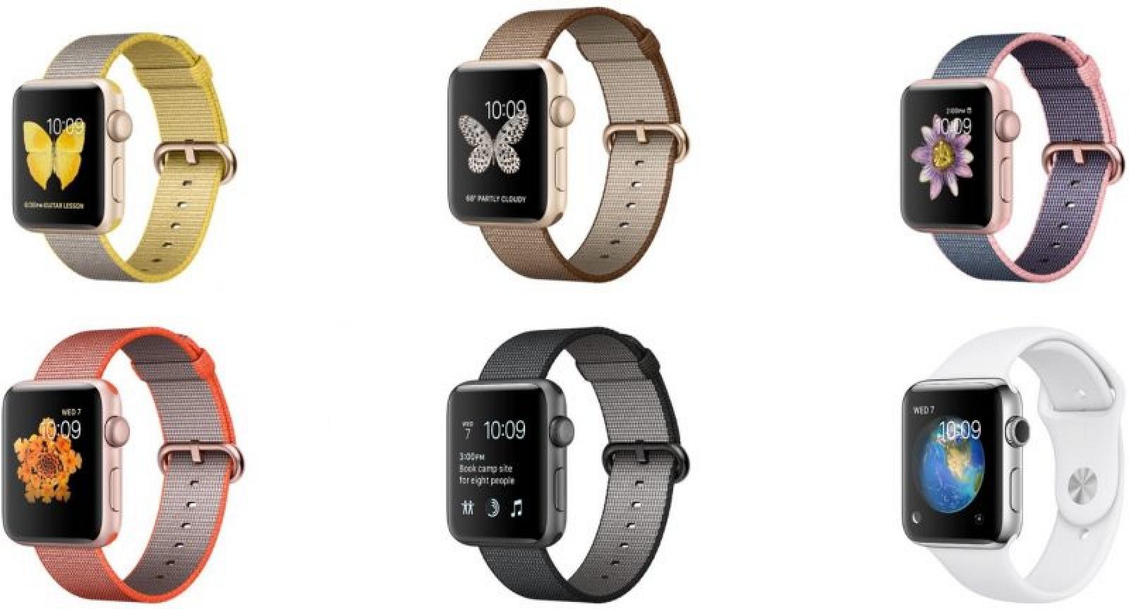Обзор Apple Watch — Series 2