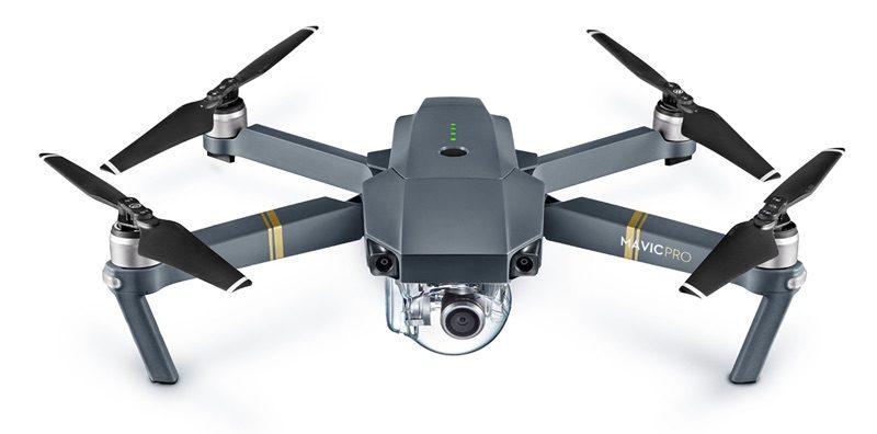 DJI выпустит новый MAVIC Pro дрон, который появится в магазинах Apple в ноябре