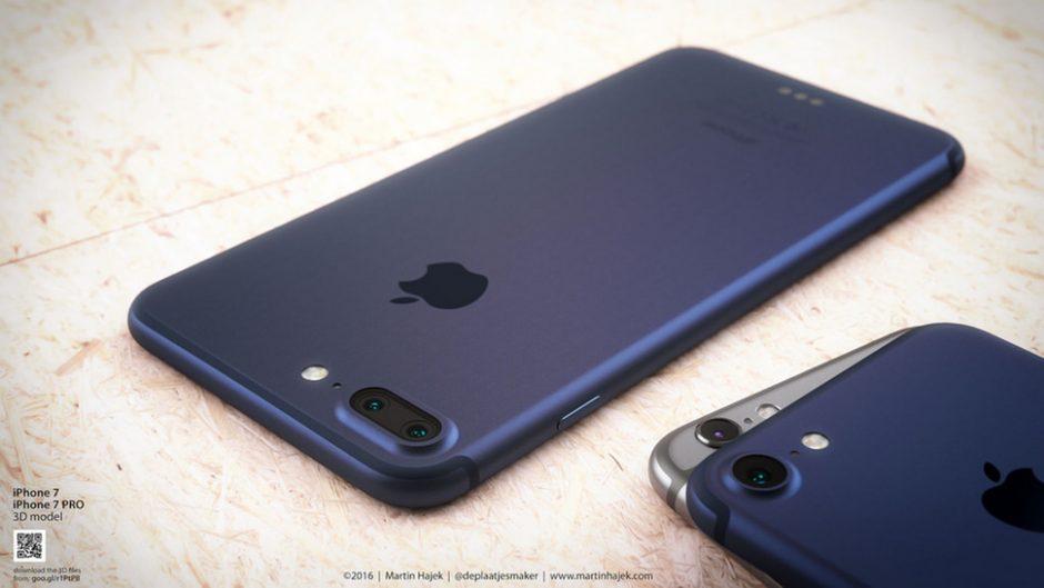 Стоимость компонентов iPhone 7 оценивается в 220$