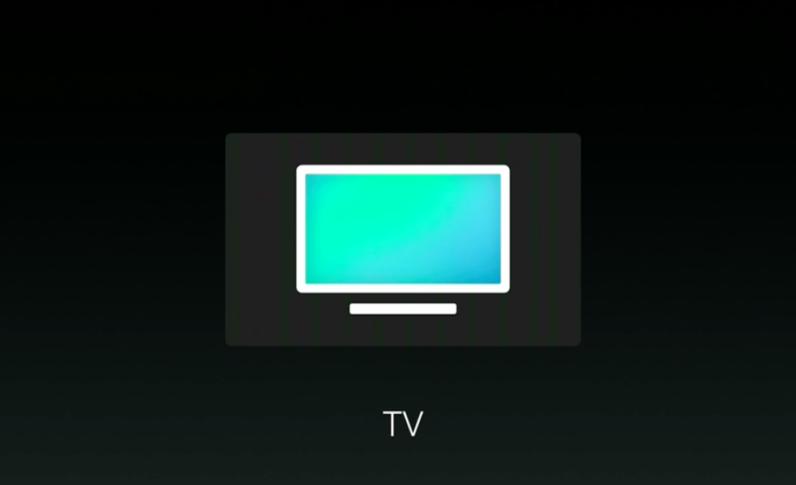 Apple представили универсальное приложение 'TV App'