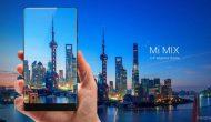 Xiaomi представили «первый в мире» 6,4-дюймовый телефон с безрамочным дисплеем