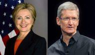 Тим Кук в списке кандидатов в вице-президенты США от Хиллари Клинтон