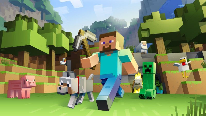 Minecraft появится на Apple TV к концу года
