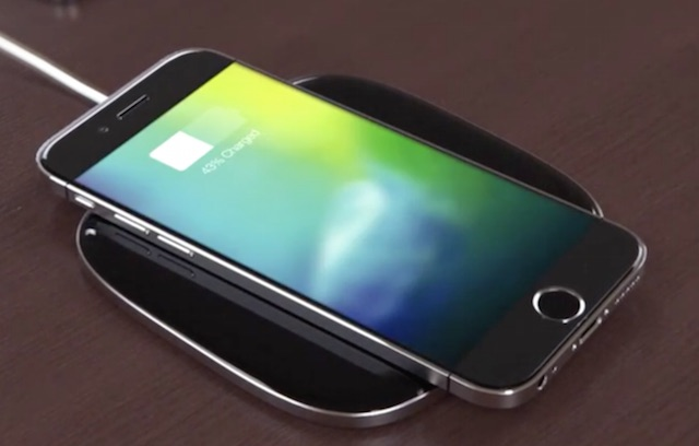 Foxconn проводит тестирование модуля беспроводной зарядки для iPhone 8