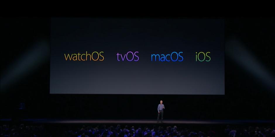 Apple выпустила первые бета iOS 10.2, macOS 10.12.2, watchOS 3.1.1, tvOS 10.1