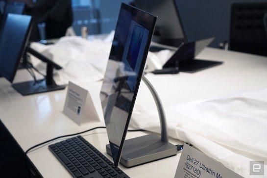LG и Dell представит новейшие дисплеи USB C для новых MacBook Pro на выставке CES на этой неделе