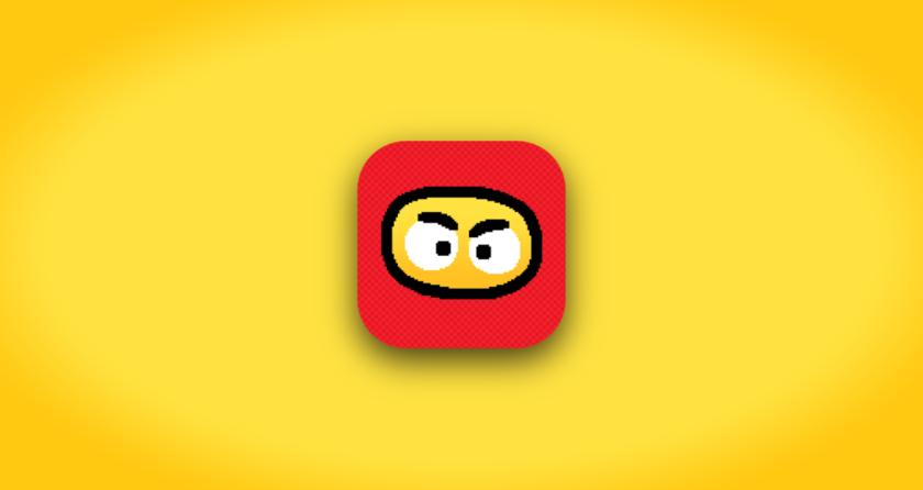 Создатель игры Flappy Bird выпустил новую игру 'Ninja Spinki Challenges!!' на iOS