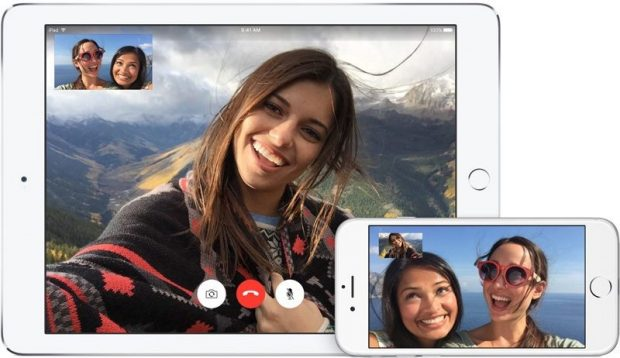 Групповые звонки через FaceTime возможно появятся в iOS 11