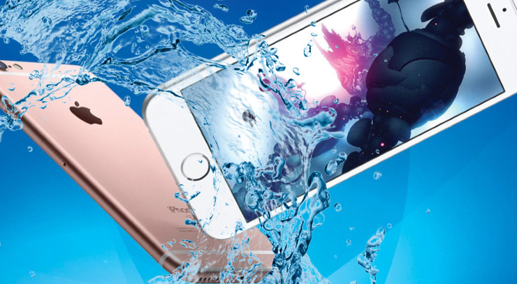 iPhone 8 возможно получит водонепроницаемость даже лучше стандарта IP68