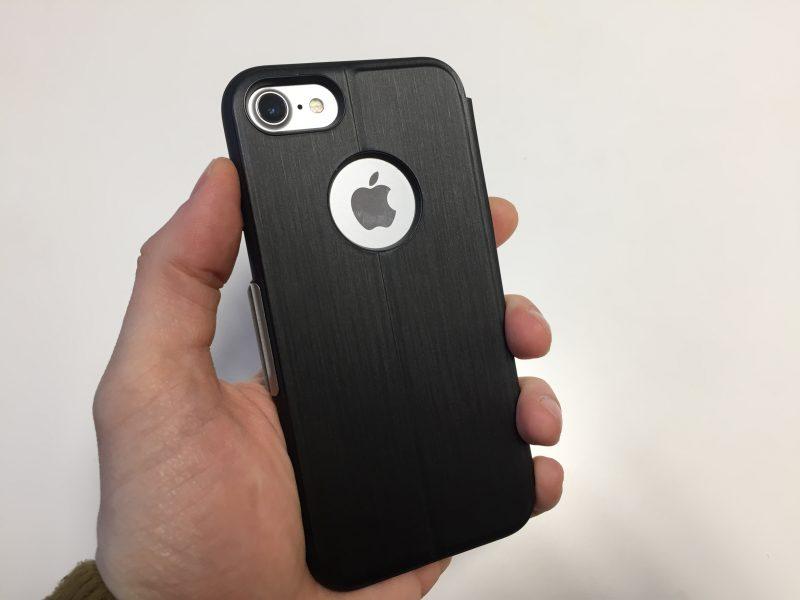 На нашем YouTube канале проходит розыгрыш приза: чехол Moshi Sensecover для iPhone 7!