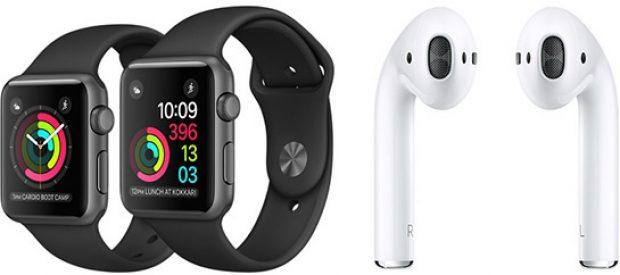 Apple Watch третьего поколения будут включать сотовую связь