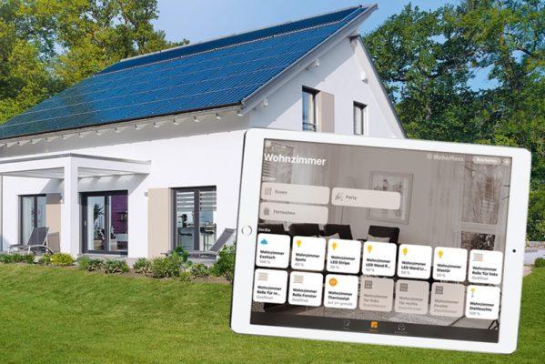 Немецкая строительная компания WeberHaus стала первой, кто поддерживает HomeKit в Европе