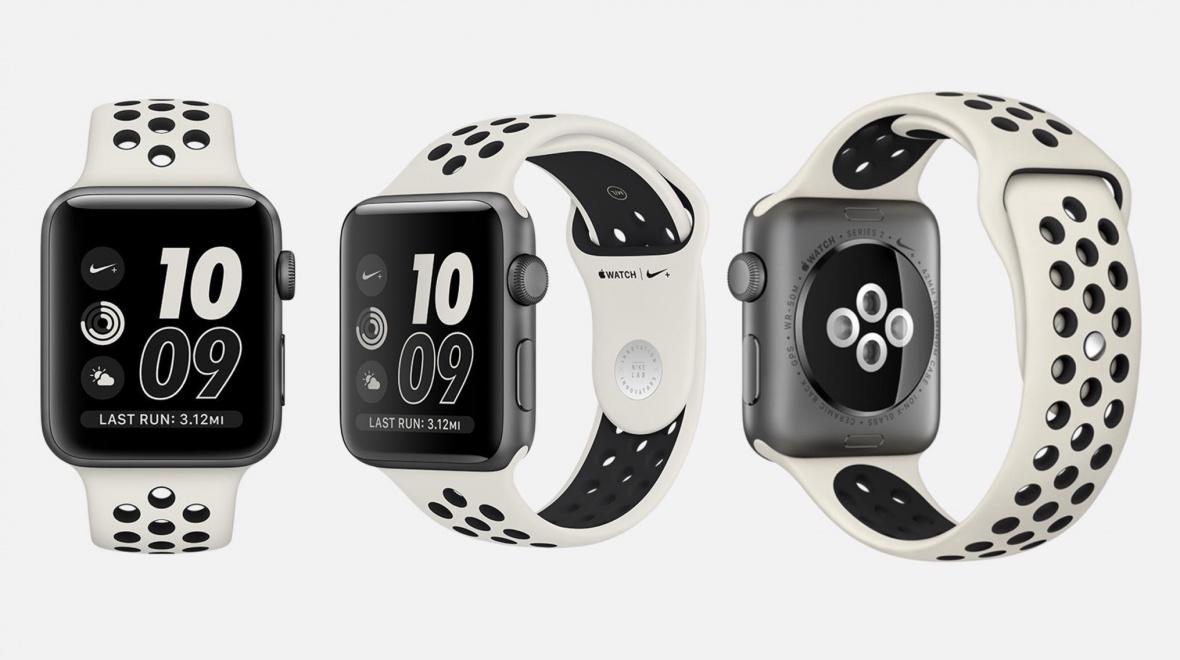 Новые часы Apple Watch NikeLab теперь доступны для покупки