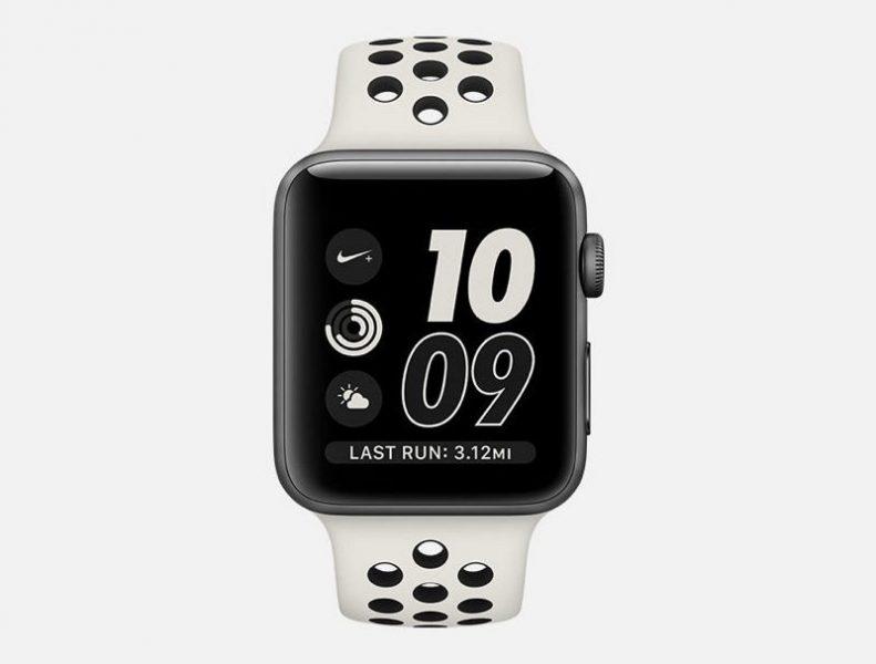 Apple иNike выпустили смарт-часы Watch NikeLab