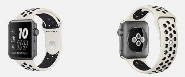 Apple и Nike запускают новый нейтральный-тонированный «Apple Watch NikeLab»
