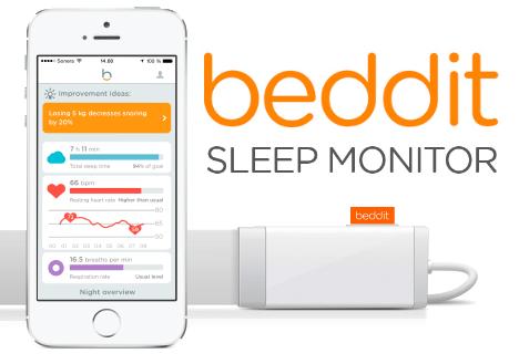 Что Apple может сделать с технологией сна Beddit's?