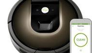 Управление пылесосом iRobot с iPhone
