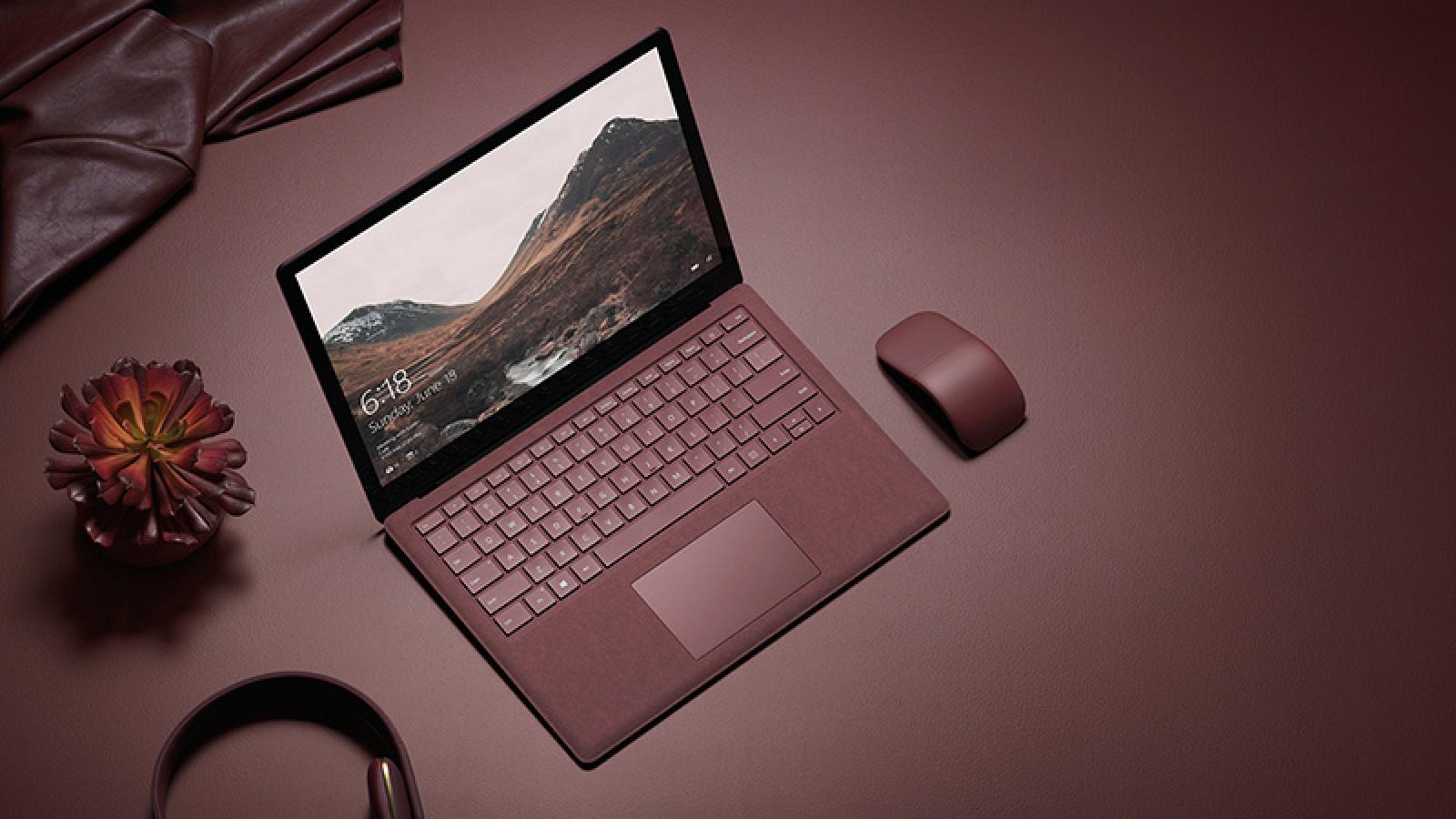 Microsoft представила ноутбук стоимостью 999$ на Windows 10S