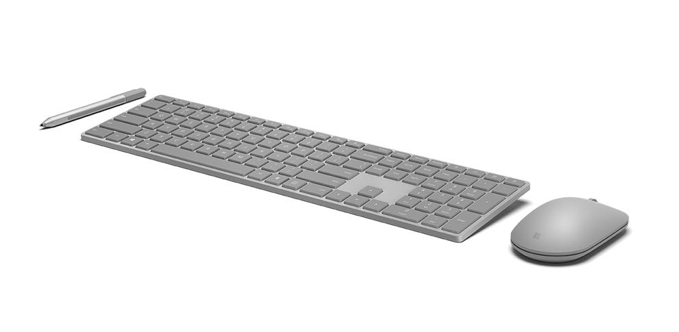 Microsoft показала беспроводную Modern Keyboard
