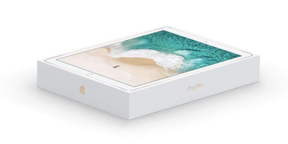 Apple начинает продавать восcтановленные 10,5-дюймовые iPad Pro модели