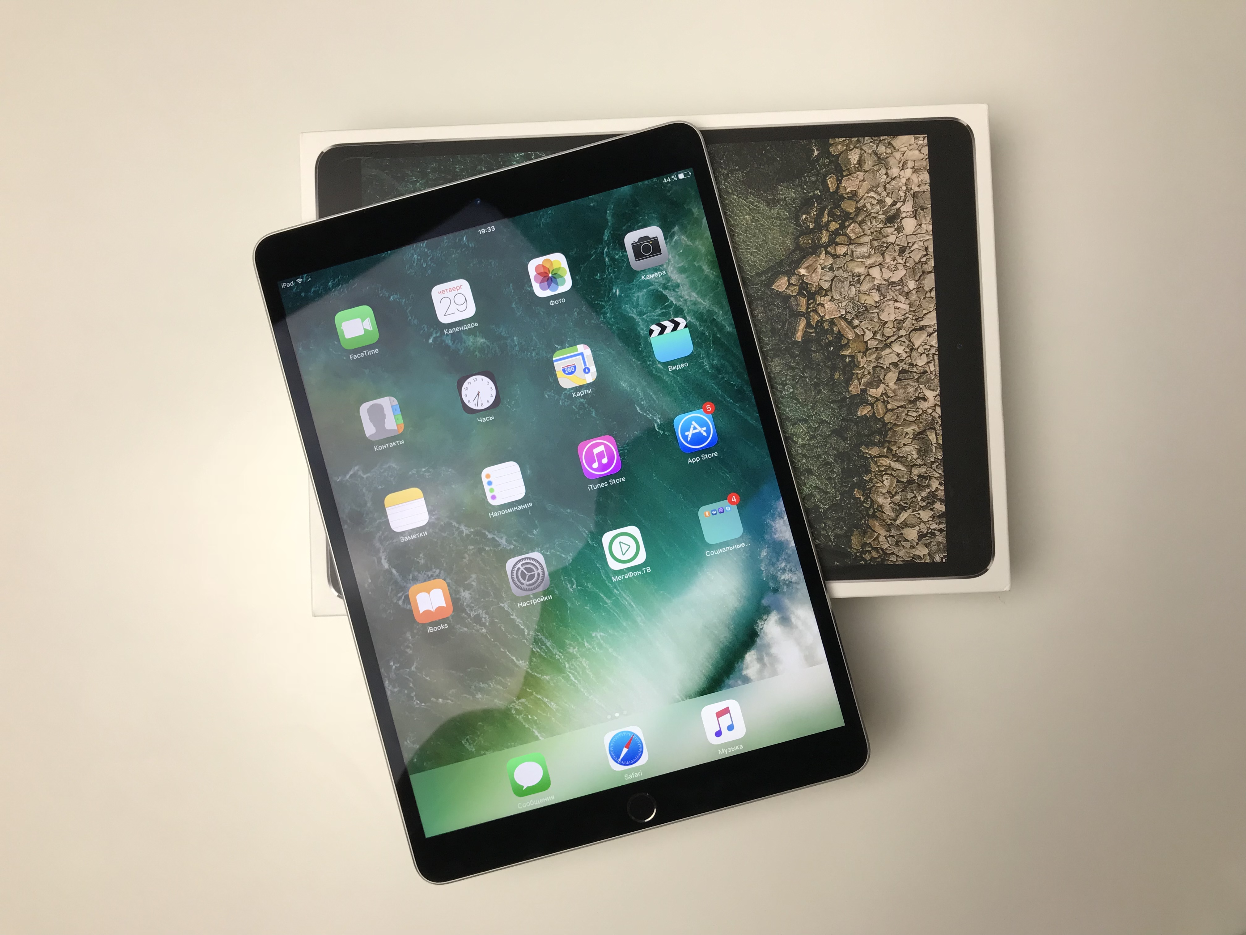 Новое видео на нашем YouTube канале: iPad Pro 10.5 — Лучший планшет 2017 года!