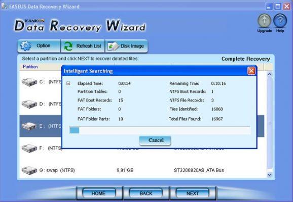 EaseUS Data Recovery Wizard - ваш шанс спасти утраченные данные
