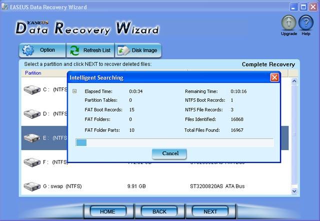 EaseUS Data Recovery Wizard — ваш шанс спасти утраченные данные