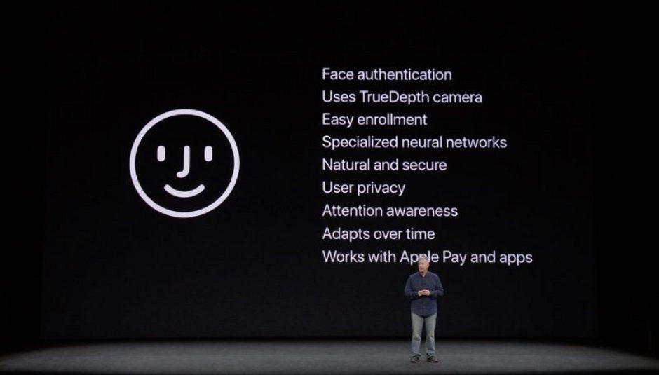 Face ID на iPhone X работает быстро, если даже не быстрее, чем Touch ID