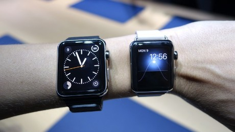 Что представляют собой смарт часы Apple Watch