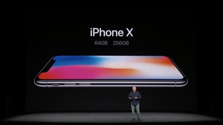 Дизайн самого ожидаемой новинки года — iPhone X