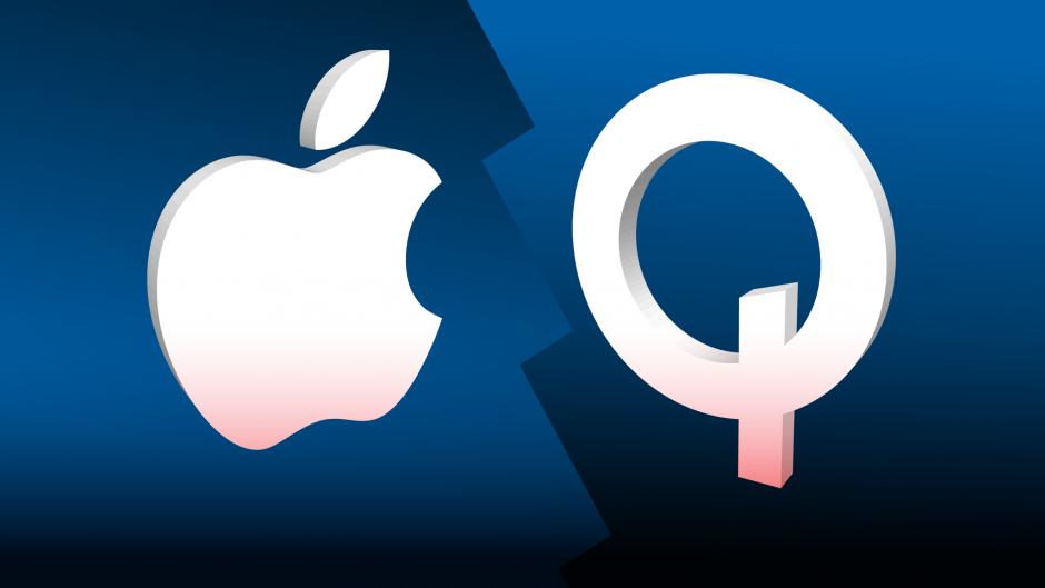 Apple рассматривает вопрос об удалении чипов Qualcomm с iPod's, iPhone и iPads