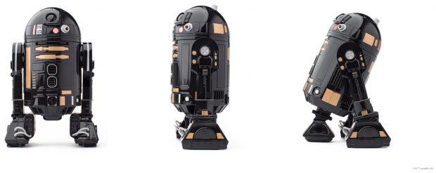 Sphero выпускает новый R2-Q5 дроида из Звездных Войн под управлением iPhone