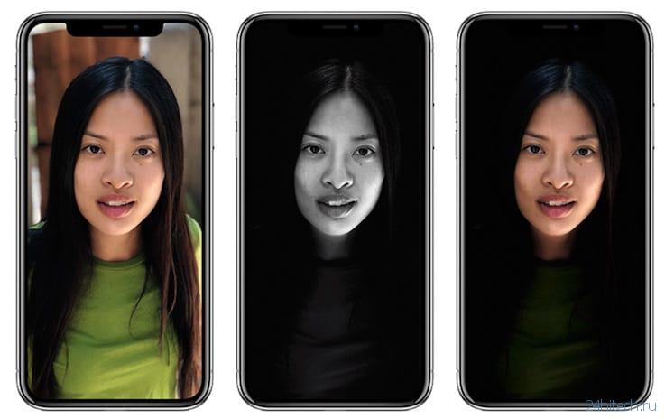 Apple показала создание функции освещения для режима Портрет